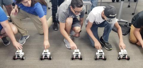 4-H STEM Robotics