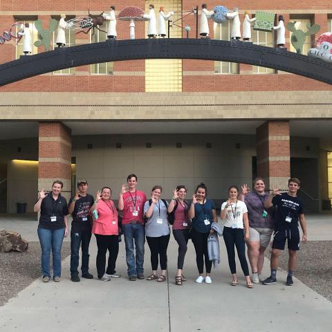 Summit Teen Leadership Team