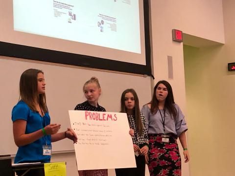 Presentations about the Retail Industry
