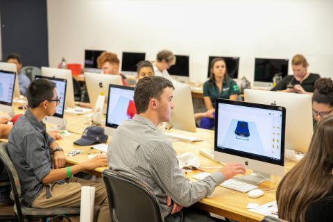 Digging into STEM on Campus