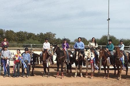 Navajo County 4-H State Show Contestants