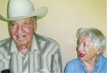 Bob and Mary Bowman - 2006 AZ 4-H Hall of Fame Inductee