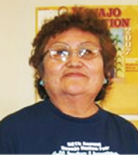 Irene Nortah - AZ 4-H Hall of Fame 2008 Inductees
