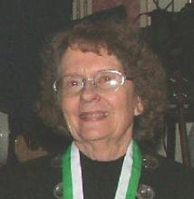 Barbara Stockwell - 2004 AZ 4-H Hall of Fame Inductee