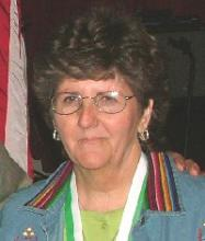 Mary Ellen Roberts - 2004 AZ 4-H Hall of Fame Inductee