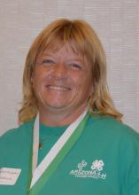 Tina Johnson - AZ 4-H Hall of Fame 2014 Inductee