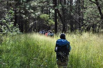 GALS: Girls on Outdoor Adventures for Leadership and Science