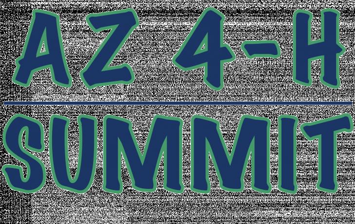 AZ 4-H Summit Logo